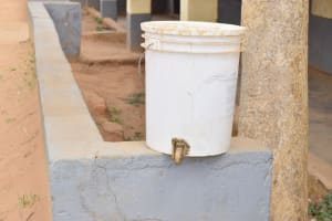 The Water Project: AIC Kyome Boys' Secondary School -  Second Handwashing Station