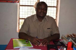 The Water Project: Kamulalani Primary School -  Dennis Kioko