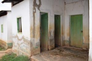 The Water Project: Matiliku Primary School -  Bathrooms