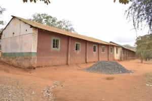 The Water Project: Matiliku Primary School -  Classrooms