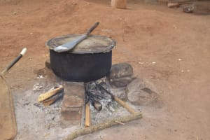 The Water Project: Matiliku Primary School -  Food Cooking