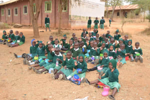 The Water Project: Matiliku Primary School -  Hi