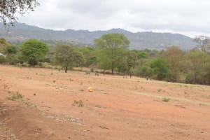 The Water Project: Matiliku Primary School -  Kids Play In The Distance