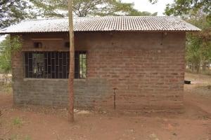 The Water Project: Matiliku Primary School -  Kitchen