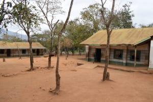 The Water Project: Matiliku Primary School -  School Compound
