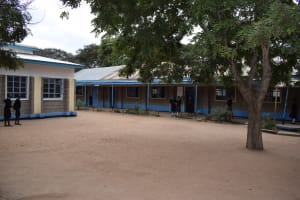 The Water Project: Kiundwani Secondary School -  Classrooms