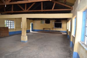 The Water Project: Kiundwani Secondary School -  Dining Room