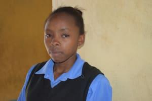 The Water Project: Kiundwani Secondary School -  Dominica Mwania