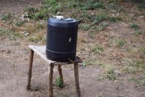The Water Project: Kiundwani Secondary School -  Handwashing Station