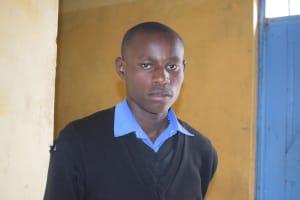 The Water Project: Kiundwani Secondary School -  Nicholas Munyao