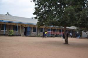 The Water Project: Kiundwani Secondary School -  School Classrooms