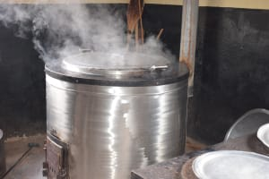 The Water Project: Katalwa Secondary School -  Cooking Lunch