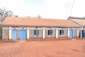 The Water Project: Katalwa Secondary School -  School Buildings