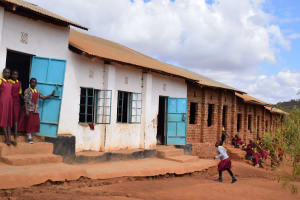 The Water Project: Nguluma Primary School -  Classrooms