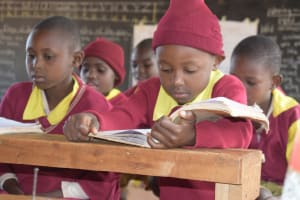 The Water Project: Nguluma Primary School -  Reading