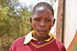 The Water Project: Nguluma Primary School -  Sammy Nzou
