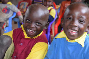 The Water Project: Nguluma Primary School -  Smiles