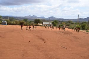 The Water Project: Nguluma Primary School -  Students Playing
