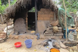The Water Project: Mummy Ann's Pre-Primary School -  Kitchen