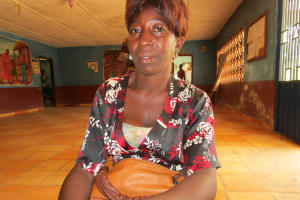The Water Project: Mummy Ann's Pre-Primary School -  Neneh Conteh
