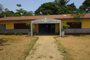 The Water Project: Mummy Ann's Pre-Primary School -  School Grounds