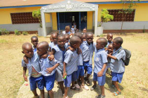 The Water Project: Mummy Ann's Pre-Primary School -  Students
