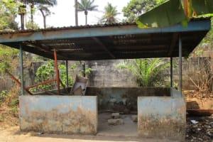 The Water Project: Mummy Ann's Pre-Primary School -  School Kitchen