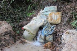 The Water Project: Rowana Junior Secondary School -  Alternate Water Source