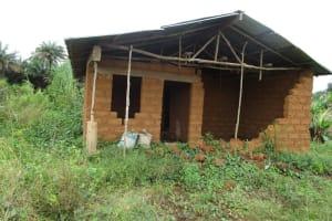 The Water Project: Rowana Junior Secondary School -  Building Under Construction