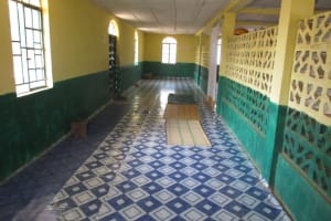 The Water Project: Gbontho Lane, Behind Gbontho Mosque -  Inside Mosque