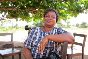 The Water Project: Rowana Junior Secondary School -  Olivia Sesay