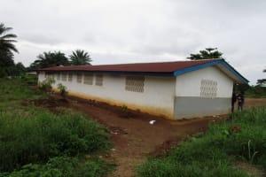 The Water Project: Rowana Junior Secondary School -  School Building Back