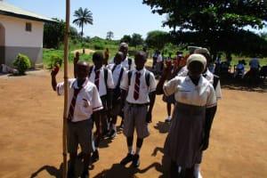 The Water Project: Rowana Junior Secondary School -  School Scourts Club