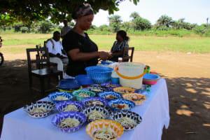 The Water Project: Rowana Junior Secondary School -  School Canteen