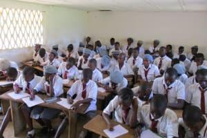 The Water Project: Rowana Junior Secondary School -  Students