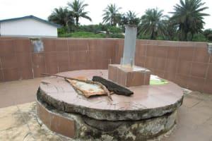 The Water Project: Rowana Junior Secondary School -  Well In Need Of Rehab