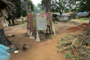 The Water Project: 45 Main Motor Road, The Redeemed Christian Church of God -  Bathing Shelter