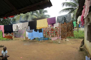 The Water Project: 45 Main Motor Road, The Redeemed Christian Church of God -  Clothesline