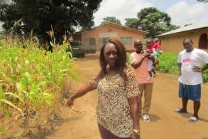 The Water Project: 45 Main Motor Road, The Redeemed Christian Church of God -  Fatmata Akai
