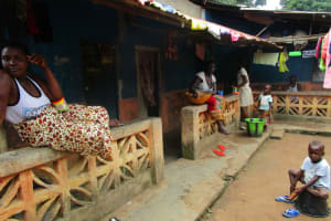 The Water Project: 45 Main Motor Road, The Redeemed Christian Church of God -  Household Compound