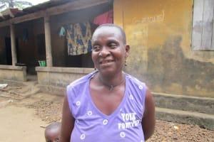 The Water Project: UBA Senior Secondary School -  Aminata Sillah