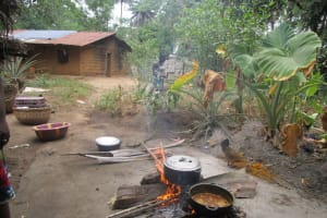 The Water Project: UBA Senior Secondary School -  Food Cooking