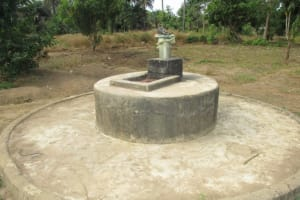 The Water Project: UBA Senior Secondary School -  Well In Need Of Rehabilitation