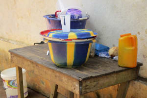 The Water Project: DEC Makassa Primary School -  Drying