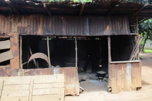 The Water Project: DEC Makassa Primary School -  Building