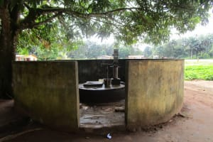 The Water Project: DEC Makassa Primary School -  In Need Of Rehab