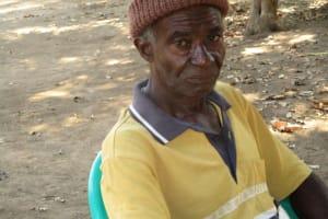 The Water Project: Lungi, Tonkoya Village -  Pa Brima Mansaray Cheifdom Head Habalist