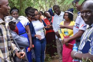 The Water Project: Munyuni Community -  Community Tour And Mapping