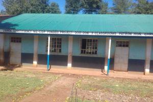 The Water Project: Kima Primary School -  Classroom Block