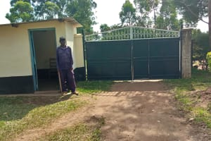 The Water Project: Ematiha Secondary School -  School Gate